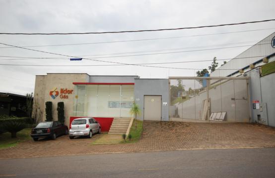Terreno edificado a venda com 2.300 m² no Distrito Industrial em Ipatinga