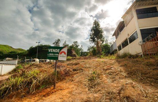 Lote a venda com 2.296 m² no Distrito Industrial em Ipatinga