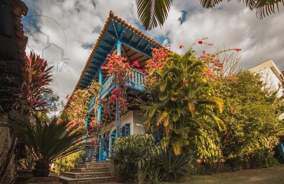 Casa alto padrão a venda com 5 quartos no Cidade Nobre em Ipatinga